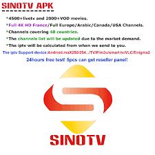 <b>X96 mini</b> Smart tv box With 1 year 4K <b>HD France</b> IPTV Subscription ...