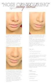 nose contouring for asian noses