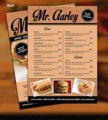 free food menu templates food menu template 36 free word pdf psd eps indesign format