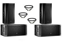 jbl powered speakers. jbl srx 800 dj package - srx828sp \u0026 srx835 powered speakers and sub jbl