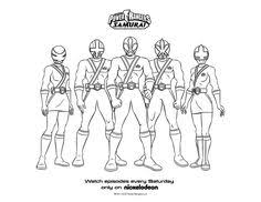 Small Picture Power Ranger Samurai Coloring Picture Coloring Page