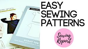 Easy Sewing Patterns For Beginners New FAVORITE EASY SEWING PATTERNS FOR BEGINNERS LIVE SHOW SEWING