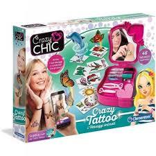 Crazy Chic Tetování