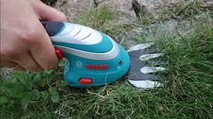 Тестируем аккумуляторные <b>ножницы для травы</b> и кустов Bosch ...