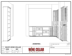 Le Cache Wine Cabinet New Custom Wine Cellars Chicago Illinois Palos Heights