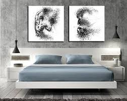 bedroom wall decoration. Bedroom Wall Decor Etsy In Decorations For Plans 17 Decoration