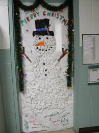 christmas office decor. Uncommon Christmas Front Door Decorating Ideas Decor Doors For Your Office Y