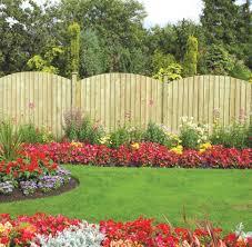 Kitchen Garden Fence Horizontal Wood Fence Design 16455 Jeunecul