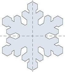 Cutting snowflakes with the family. Frozen Snowflake Printable Cutout Google Search Frozen Snowflake Snowflake Template Christmas Templates