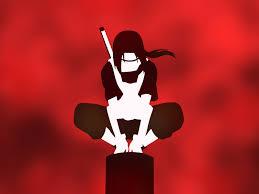 anime itachi uchiha art
