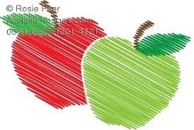 green and red apples clipart. green and red apples clipart e