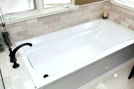 drop in bathtub whirlpool bath tubs freestanding archer kohler tub installation instructions