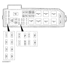 mazda tribute i have replaced my battery and alternator twice 2003 Mazda Tribute Fuse Box Diagram full size image 2004 Mazda Tribute Fuse Box Diagram