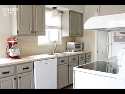 chalk painted kitchen cabinets. Plain Cabinets Chalk Paint Kitchen Cabinets And Painted N