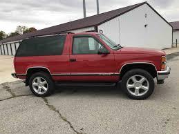 1999 Chevrolet Tahoe for Sale | ClassicCars.com | CC-915017