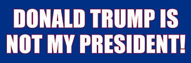 Image result for not my president meme