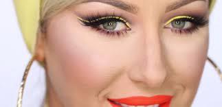 makeup diy modern pin up makeup tutorial by chrisspy video