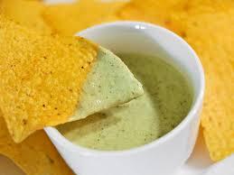 hot and creamy salsa verde recipe