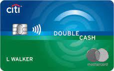 cash back credit card citi double