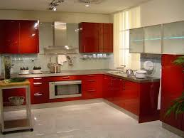 Kitchen With Red Appliances U Kitchen Designs Home Design And Decor Reviews Shaped Colour