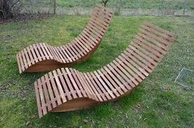 gartenliege saunaliege holzliege relax liege terre furniture designs kids
