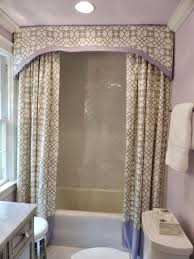 luxury bathroom valances and shower curtains in home remodel ideas with sizing x curtain window valance set swag attached white double