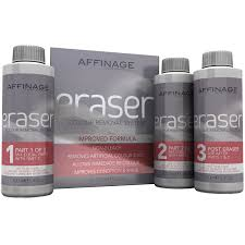 Details About Affinage Eraser Hair Colour Dye Tint Remover Stripper