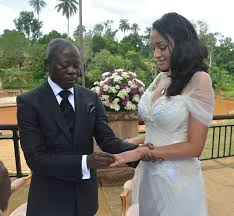 Image result for oshiomole and wife