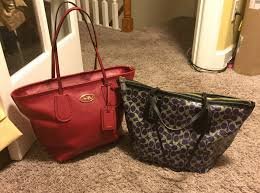 NEW Coach Tote Style Review  3 Coach Taxi Totes! - YouTube
