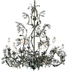 lovely wrought iron chandelier with crystals for chandeliers cast iron chandelier lovely black wrought iron chandelier