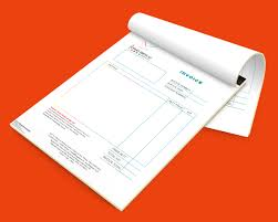 Invoice Papers Invoice Books Printing In Johannesburg