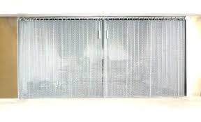 s fireplace spark screen mesh curtains