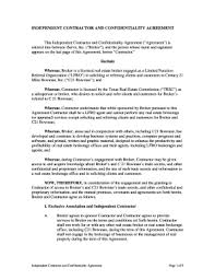 Employee Confidentiality Agreement Forms And Templates - Fillable ...