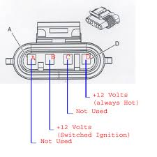 alternator plug wiring alternator image wiring diagram wiring diagram delco remy 4 wire plug in wirdig on alternator plug wiring