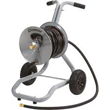garden hose caddy. Advantage Exclusive Strongway Garden Hose Reel Cart \u2014 Holds 5/8in. X 150ft. Caddy A