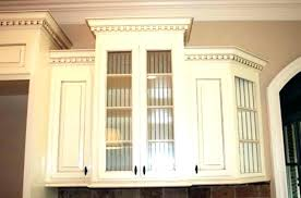 Decorative Molding Designs Kitchen Cabinet Crown Moulding Ideas Kitchen Cabinets Molding Ideas 89