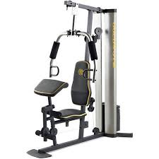 Golds Gym Xr 55 Home Gym With 330 Lbs Of Resistance