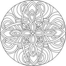 Small Picture Images Photos Mandala Coloring Pages Online at Children Books Online