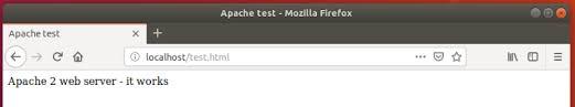 Install Apache in Ubuntu 18 · Code Ooze