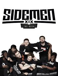 sidemen the book the sidemen book in stock now at mighty ape nz