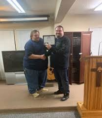 Dustin Palmer Award - Safe Harbor Battle in the Saddle
