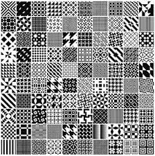 幾何学模様 2 イラレのウォッチ用 和柄2019