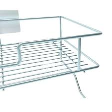wire shelf with hooks stainless shelf stainless steel wire shelf kitchen stainless shelf with hooks wire wire shelf with hooks industrial 3 bin wall