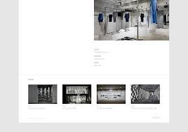 Nippon Design Nippon Design Center Oniki Design Studio Minimal Website