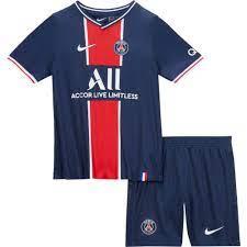 Nike Paris Saint Germain Heimtrikot 20/21 Blau, Kidinn