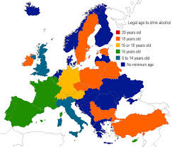 Drink Legal Alcohol 758×646 Mapporn In Age Europe To