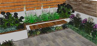 Small Picture Inspiration 30 Ceramic Tile Garden Ideas Inspiration Design Of 20