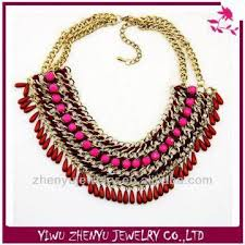 china india fashion jewelry whole jewelry imports plastic bead chain designs necklace