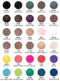 eyeshadow palette artist palette make up for ever 30 years 30 colors