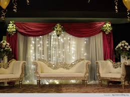 wedding ideas wedding reception stage decoration photos unique